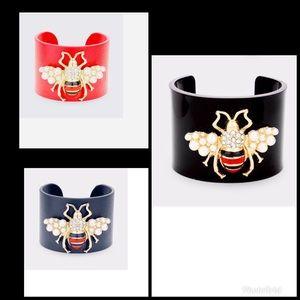 Bee-utifal Cuff Bracelets!